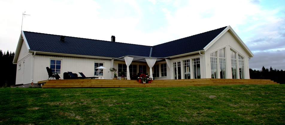 Energiförbrukning Villa Nystuga