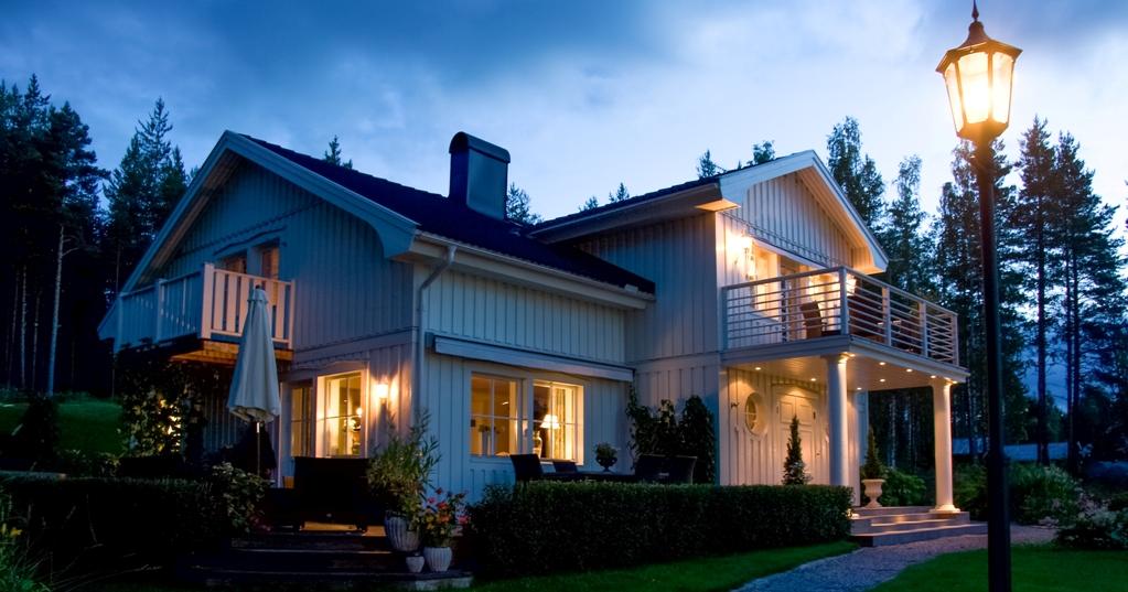 Energisnåla hus från Villa Varm