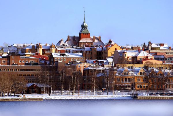 Östersunds kommun stimulerar byggandet av passivhus