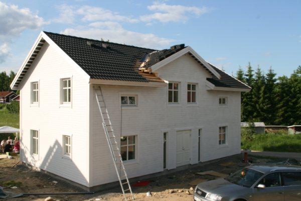Huskunder vill bygga passivhus i lagom form