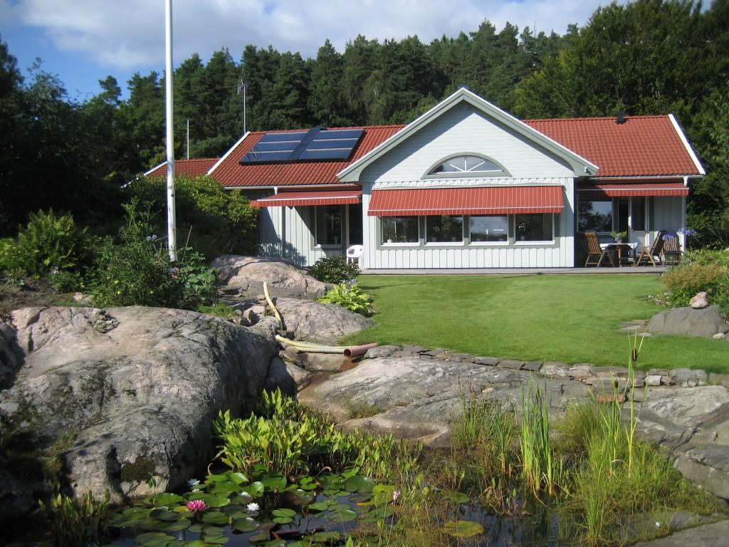 Energiförbrukning Villa Varm