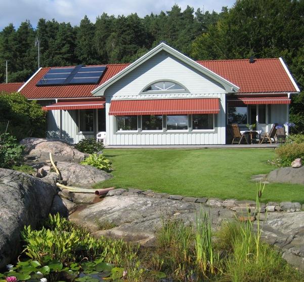 Passivhusdagarna 10-11 november – besök ett Villa Varm!
