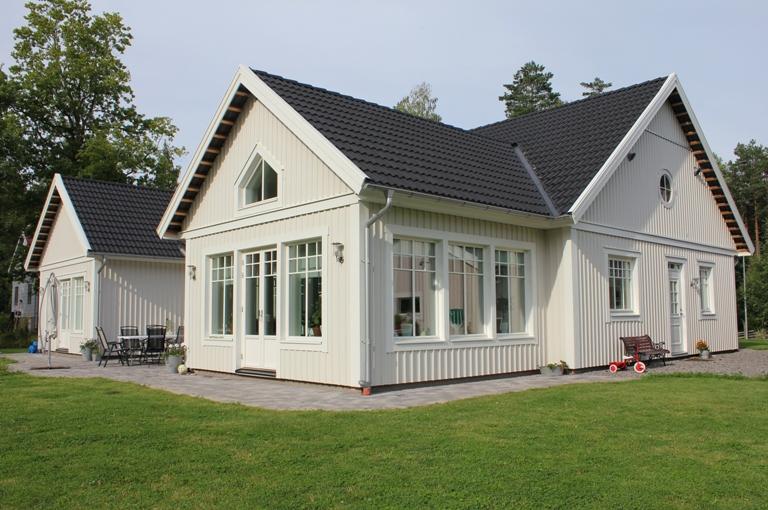 Husvisning av ett energisnålt hus 28-29 september i Örebro