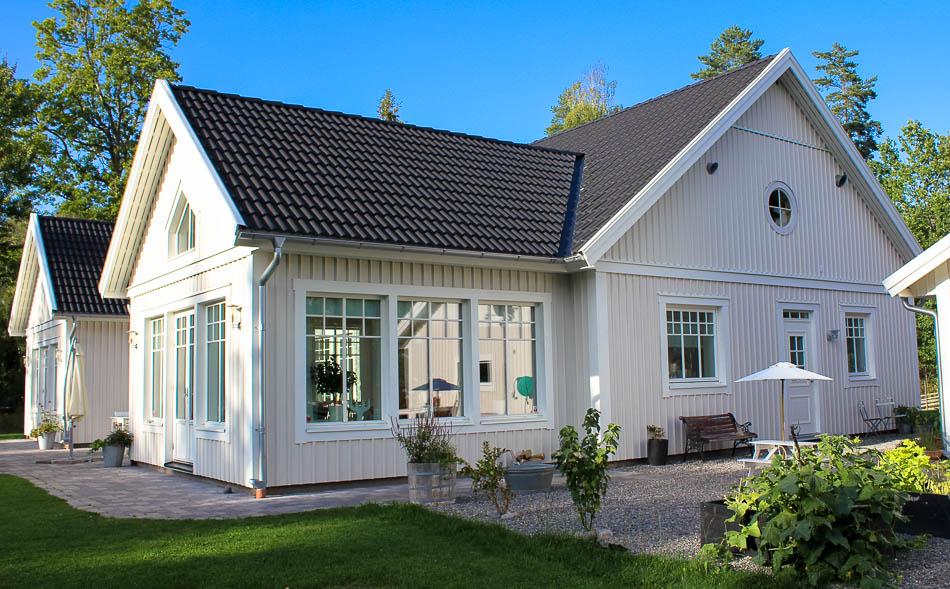 Verklig energiförbrukning i ett hus med bergvärme