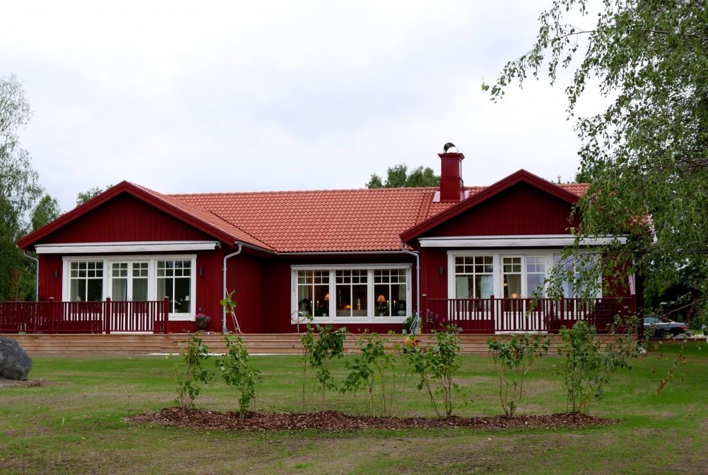 Energiförbrukning i Villa Harnäs