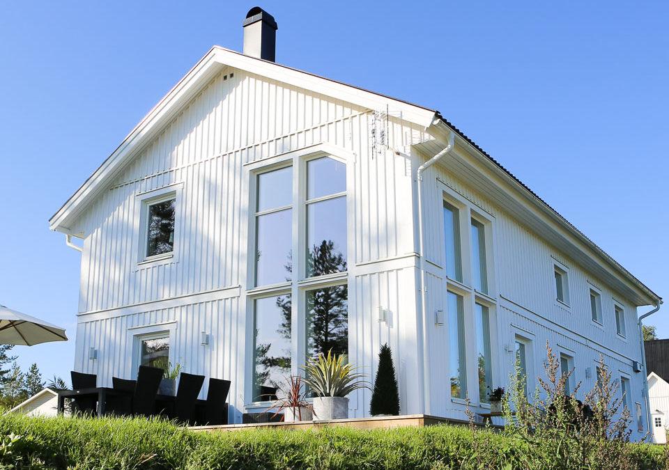 Energiförbrukning i Villa Gyllengården